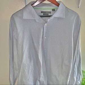 Claiborne by John Barttlett XL mens Dress shirt